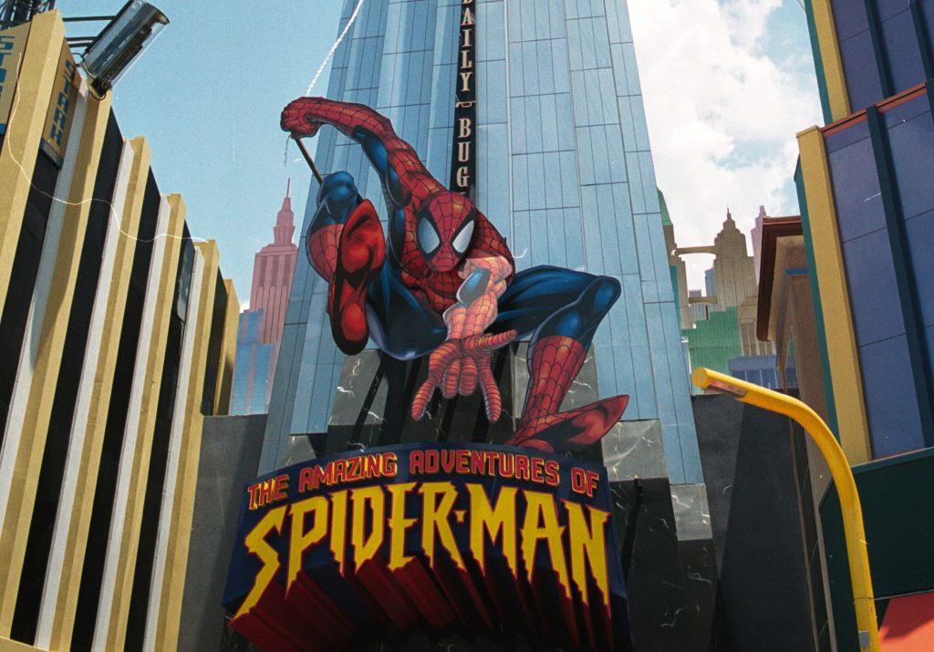 Spider Man 95-97